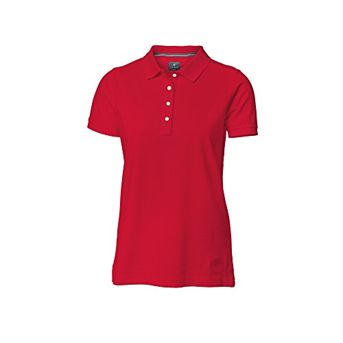 Nimbus - Polo sport - Femme Rouge