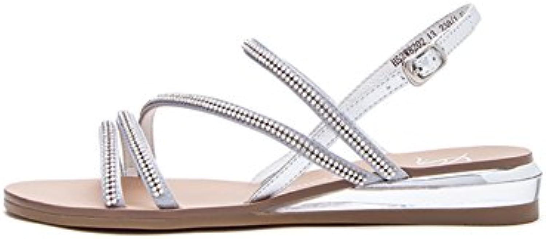 98d216c754cd WYYY Women s Shoes Summer Low Heel Block Retro Retro Retro Open Toe  Rhinestone Decoration Flat Sandals