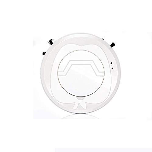 Barir Robot Aspiradora, Vacío y fregona Aspirador robótico, Mini Ultra-Delgada silencioso...