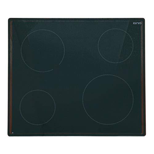 Glaskeramikplatte für Kochfeld Herd Ignis Whirlpool 481010623706 AKL4990NE