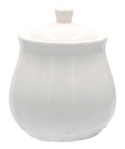 la Porcellana Ducale Sucrier C/CC 220, Blanc