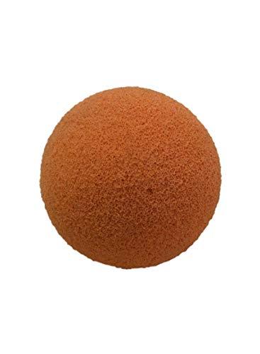 10 x Schwammkugel 40 mm Reinigungsball Mörtelschlauch Gummiball Schwamm Putzmaschine