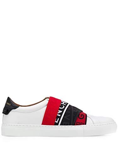Givenchy Femme Be000je0de199 Blanc Cuir Chaussures De Skate