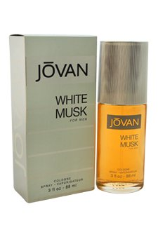 Jovan White Musk Jovan 3 oz EDC Spray For Men