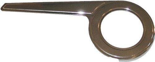 HORN 2082505000PROTECTOR DE CADENA  PLATA  40X 20X 20CM