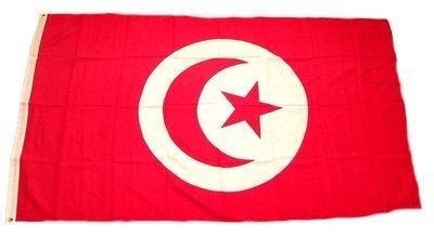 Fahne / Flagge Tunesien NEU 90 x 150 cm Flaggen
