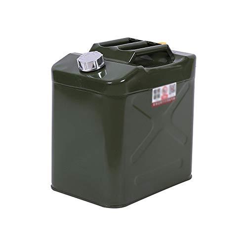 CL- Tragbarer Kraftstoffbehälter Tragbarer Kraftstofftank, verdickter tragbarer Kleiner Benzinkanister 20L, 25L, 35L, 40L Ersatz-Autokraftstofftank, geeignet für alle Arten von Fahrzeugen * @ * (Gas-tank-schneemobil)