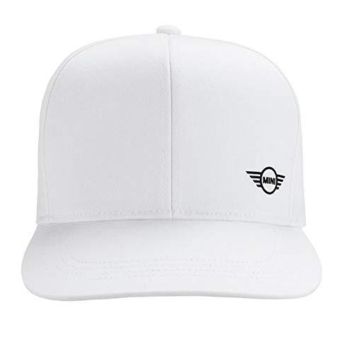 Original MINI Cap Signet weiß - Kollektion 2016/18 Mini-cap