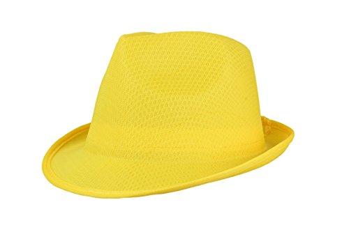 2Store24 Promo Mafiahut in Yellow Größe: One Size