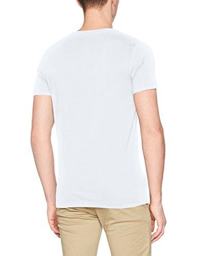 BOSS Casual Herren T-Shirt Tway, 50382414 Weiß (White 100)