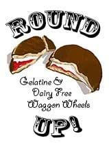 Ananda's Vegan Waggon Wheel Cake - 'Round Up!' x 1