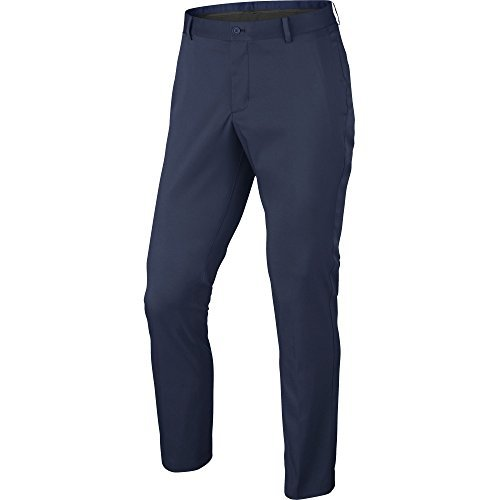 Nike Herren Flex Slim Core Golfhose, Midnight Navy, 32