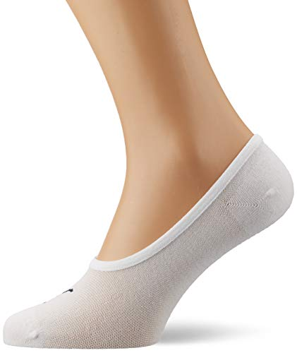 Puma Herren Footie Socken, Weiß, 39-42