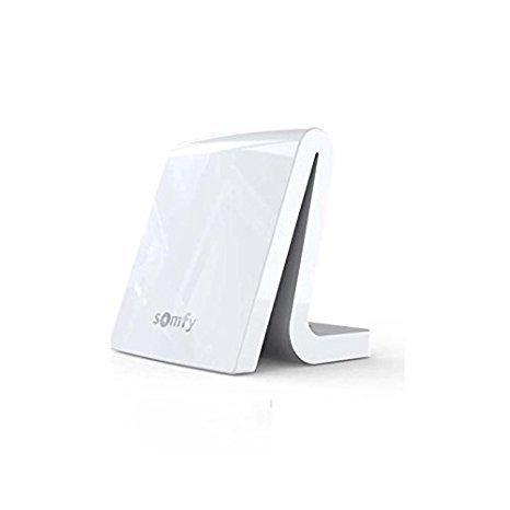 Somfy® TaHoma-Box Premium Box de pilotage des équipements connectés à motorisation io et RTS sur Internet via PC/Smartphone