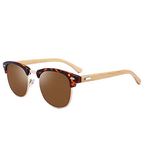 f3d17f7ece MISSMAOM Gafas de Sol de Moda Polarizadas - Retro/Vintage – Lentes  Deportivas – Polarizado