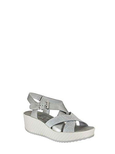 Enval , Damen Sandalen Silber