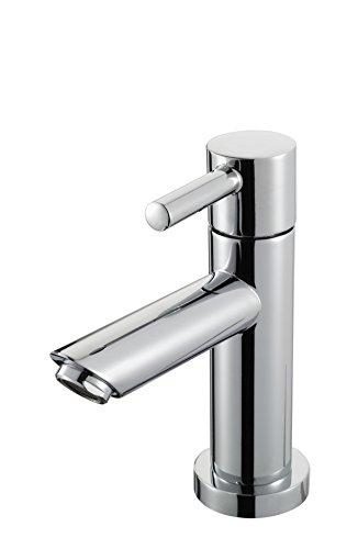 Haceka Waschtischarmatur, Kaltwasser, Serie Kosmos chrom, metallisch, 1126188
