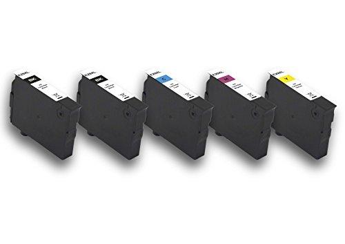 Preisvergleich Produktbild Peach Spar Pack Plus Tintenpatronen XL kompatibel zu Epson No. 29XL, T2996
