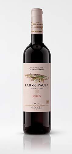 Tinto Lar De Paula Reserva Rioja Alavesa 75 Cl