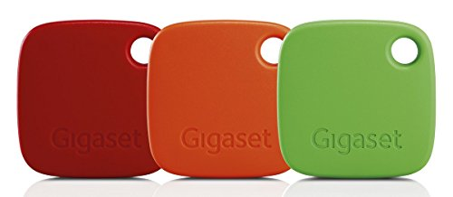 Gigaset G-tag - Localizador Bluetooth, multicolor