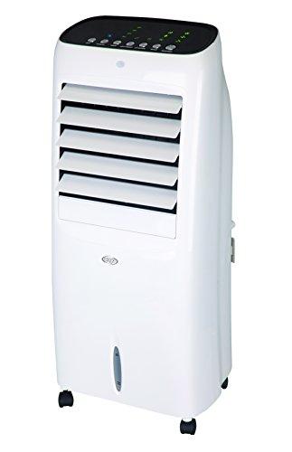 ARGO HUSKY Refroidisseur par évaporation/Purificateur d'air, Blanc