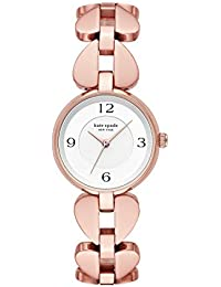 Kate Spade Analog White Dial Women's Watch-KSW1527