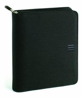 Finocam A5 professional Cordura Portfolio/Briefcase - Black