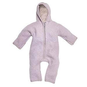 Halfen Traje de Paseo para bebé (100% Fabricado en Alemania) – Walk Baby Overall, Mono de bebé de Lana (Lana Virgen… 4