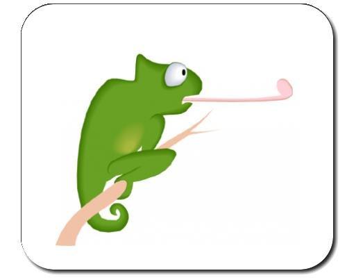 tappetino-per-il-mouse-con-grafica-lingua-festfressen-vignette-animali-rettili-camaleonte-personaggi