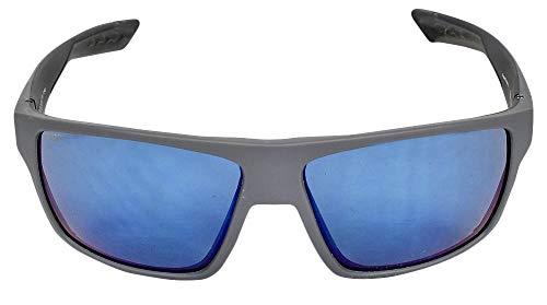Costa Del Mar Herren Sonnenbrille Matte Gray/Blue
