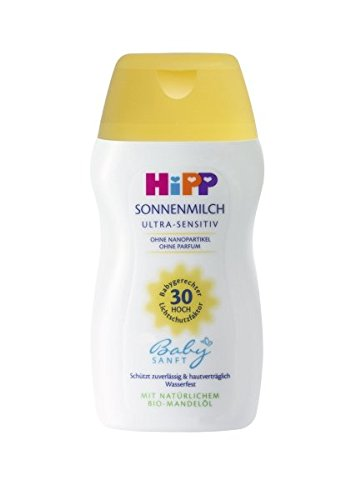 HiPP Babysanft Sonnenmilch Mini, 50 ml