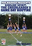 Championship Productions Pop Warner Presents Sideline Spirit - The Cheerleader's Game Day Routine DVD