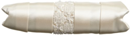 Menbur Wedding Nevis 83229, Pochette da sposa, 25x11x7 cm (L x A x P) Avorio (Elfenbein (Ivory 04))
