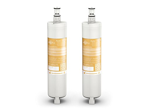 2x Seltino SWP-508 service - Wasserfilter für Whirlpool, Ariston, Smeg, Ersatz für Bauknecht refrigerator. SBS002, 4396508