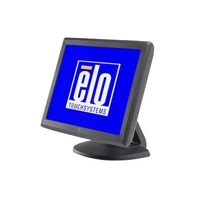 1000 1515L Touch Screen Monitor - Elo 1000 Series 1515L Touch Screen Monitor - 15 - Surface Acoustic Wave - 1024 x 768-4:3 - Dark Gray - DUAL SER/USB *Power Brick sold separately