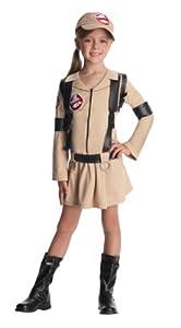 Rubies - Disfraz Oficial para niña con Mochila, tamaño Mediano