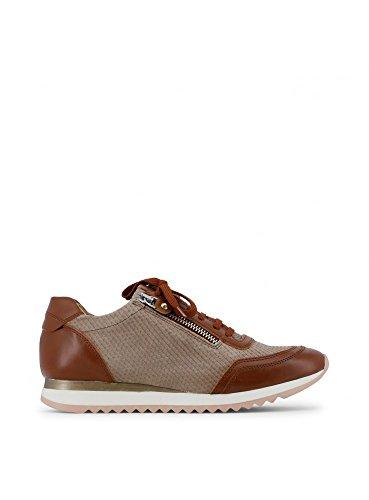 Arnaldo Toscani 1099K210 Sneakers Donna Marrone