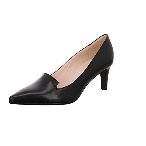 Peter Kaiser 62633-100, Chaussures À Talons Noires Pour Femmes Noires