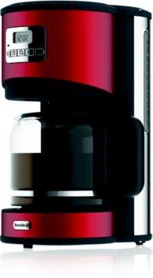 Breville VCF048X Cafetera de goteo, 950 W, 1.5 litros
