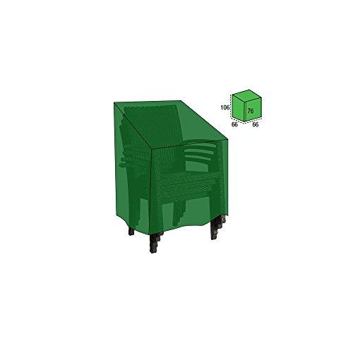 Papillon 8327000 - Housse de Protection pour chaises empilables, 66 x 66 x 76 x 106 cm (l x L x h x H)