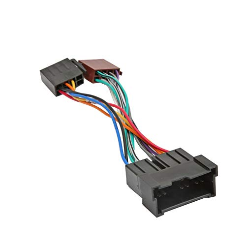 Pour Ford Transit 7 Transit Type T V363 Voiture Radio Adaptateur Câble Fiche Iso