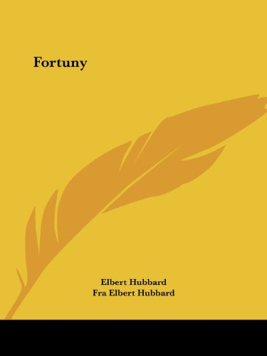 Fortuny Cover Image