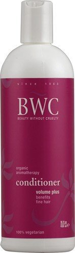 Beauty Without Cruelty Conditioner, Volume Plus for Fine Hair, 16 fl oz