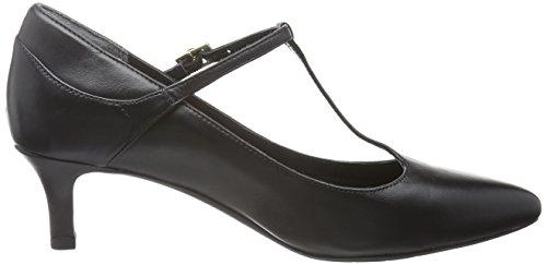 Rockport KALILA T-STRAP, Escarpins femme Noir (Black)