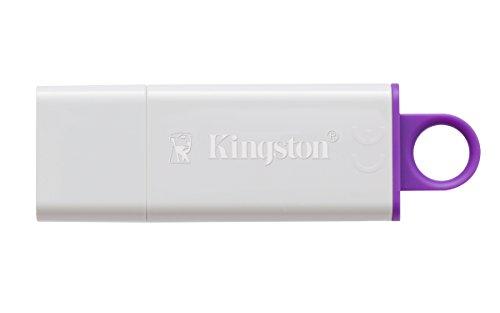 Kingston DataTraveler DTIG4 USB 3.0 64GB Pen Drive White Price in India