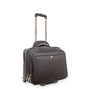 Verbatim Unisex Modell Frankfurt Roller Case, Schwarz, 15,6 Zoll