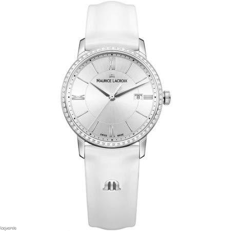 Maurice Lacroix Eliros EL1094-SD501-110-1 Reloj de Pulsera para mujeres con diamantes genuinos