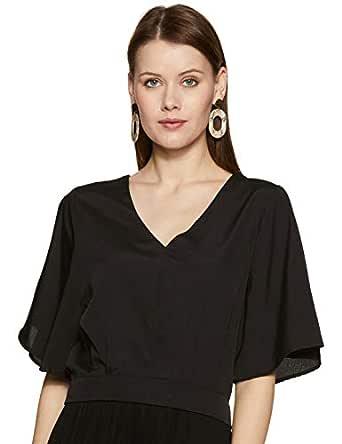 Harpa Women's Plain Regular Fit Top