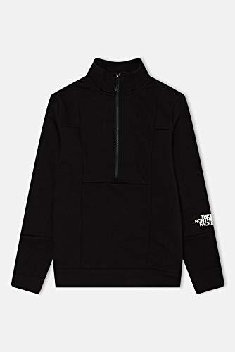 North Face Capsule Light Quarter Zip Sweater X Small TNF Black (Quarter Face North Zip)