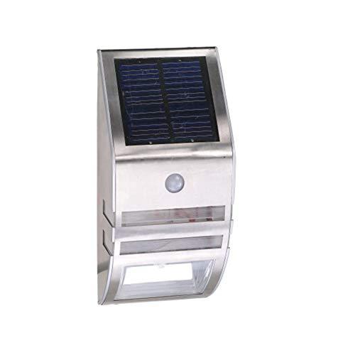 Oval Flutlicht (Solar Wall Light Garden Lighting LED Outdoor Wasserdichter Menschlichen Körper Induktion Dämmerung, Um Leichte Aluminium-Legierung Kleine Weiche Weitwinkel Flutlicht Laterne Oval)
